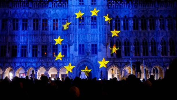Praktikant in Brüssel? Selbst schuld!
