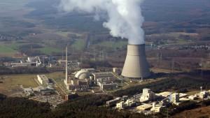 RWE-Chef droht mit früherem Atom-Ausstieg