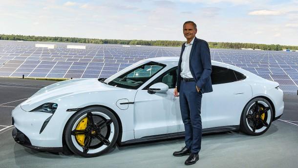 Porsche startet mit 761 PS ins Elektrozeitalter