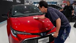 Probleme des Automarkts? Nicht bei Toyota