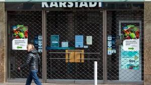 Auch Galeria Karstadt Kaufhof zahlt keine Miete mehr