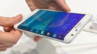Gewinn von Samsung bricht ein