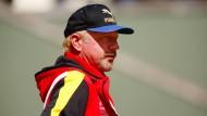 """Boris Becker ist seit einigen Monaten """"Head of Men's Tennis"""" beim Deutschen Tennis-Bund."""