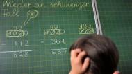 Schwierige Aufgabe oder schlechter Pädagoge? Das ist hier die Frage!