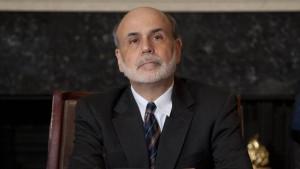 Ben Bernanke hat die  große Bühne für sich allein