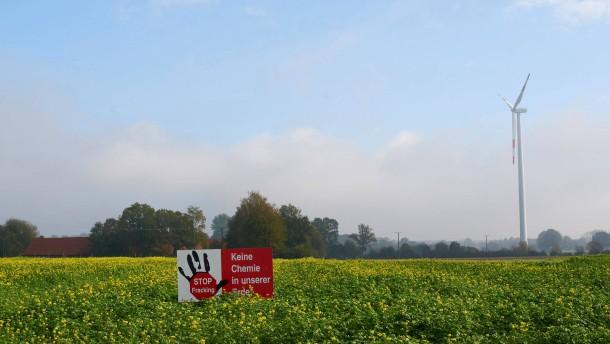 Union und SPD wollen vorerst kein Fracking in Deutschland