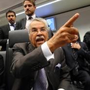 Der saudi-arabische Ölminister Ali Al-Naimi