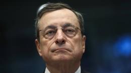 Draghi an Trump: Wie steuern den Wechselkurs nicht