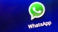 WhatsApp ist gerade unter jungen Menschen beliebt.