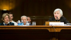Künftige Fed-Chefin verteidigt lockere Geldpolitik