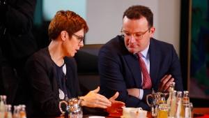 Die Selbstdigitalisierung der CDU