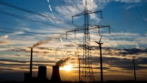 Energieintensive Betriebe werden geschont