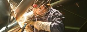 Besonders in der Metallindustrie sind viele Stellen unbesetzt.