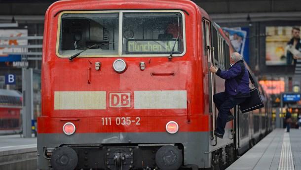 Frieden bei der Bahn