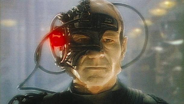 Wir sind die Borg, Widerstand ist zwecklos!