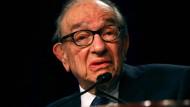 """""""Wenn ich Ihnen ungewöhnlich deutlich erscheine, müssen Sie mich missverstanden haben"""", sagte der langjährige amerikanische Notenbankchef Alan Greenspan einst."""