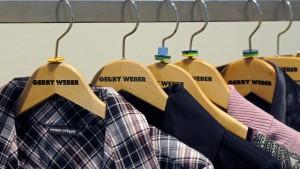 Gerry Weber beantragt Insolvenz