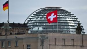 Vermittlungsausschuss für Nachverhandlungen mit der Schweiz