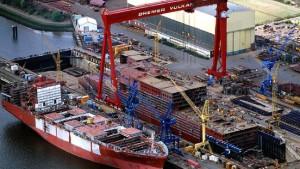 Frankreich leidet unter schwachem Export