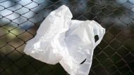 Kalifornien will als erster amerikanischer Bundesstaat Plastiktüten verbieten