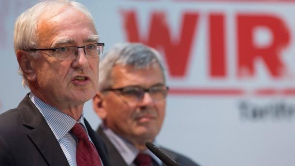 Führungswechsel in der größten deutschen Gewerkschaft