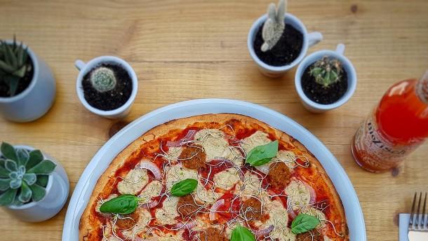 Pizza statt Pasta
