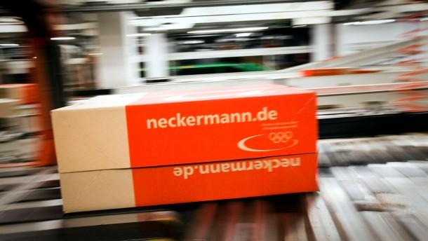 Neckermann stellt Insolvenzantrag