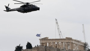 Griechenland will Entschädigung für Schmiergelder