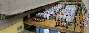 """Die Nummer eins in Südamerika: An der """"Universidade de São Paulo"""" bewegen sich ausländische Studenten auch architektonisch in einer anderen Welt."""