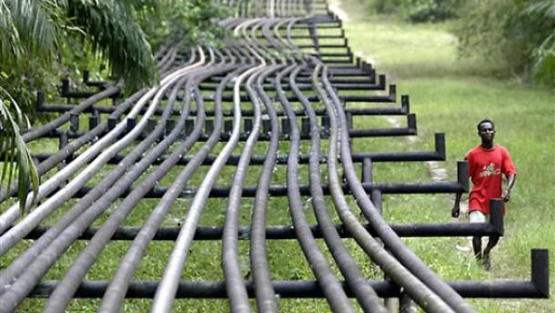Auf Ölsuche in ganz Afrika