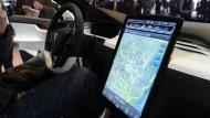 Wer haftet, wenn selbstfahrende Autos Unfälle bauen?