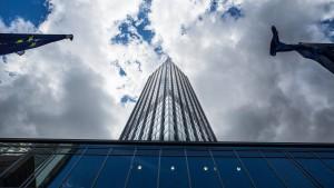 Was hat das Gericht über die EZB zu sagen?