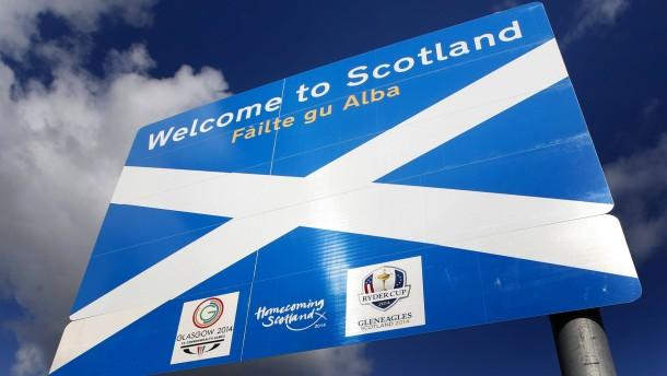 Was ändert sich, wenn Schottland unabhängig wird?