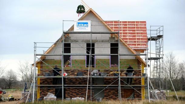 FDP will Hauskäufer von Grunderwerbsteuer befreien