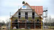 Die erste eigene Immobilie soll bis zum Preis von 500.000 Euro von der Grunderwerbssteuer befreit werden, schlägt die FDP vor.
