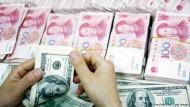 Yuan statt Dollar