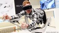 Fitness in der virtuellen Realität
