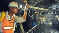 Südafrika: Preisverfall bei Rohstoffen kostet Arbeitsplätze