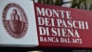 Italienische Banken zittern vor dem Stress-Test