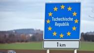 Ausländer in Tschechien unerwünscht