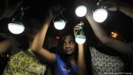 Solarenergie bringt Hoffnung in Indiens Dörfer