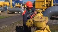 Schubumkehr für die Ukraine