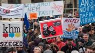 Kampf gegen die Korruption in Ungarn