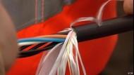 In Deutschland lahmt der Netzausbau