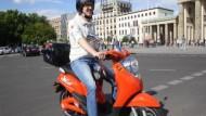 Elektro-Zweiräder erobern Berlin