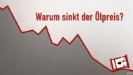 Warum sinkt der Ölpreis?