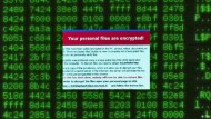 Software verlangt Lösegeld