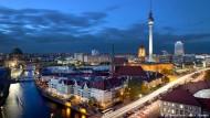 Warum ist Berlin arm, aber sexy?