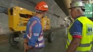 Tunnelbau XXL in Hongkong
