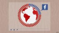 Facebook - Internetgigant und Meinungsmacht